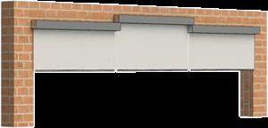 Дымозащитная штора E120